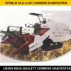 World 4lz-4.0g Combine Harvester, High Quality Combine Harvester 4lz-4.0g