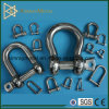 Stainless Steel Commercial Bow Shackle