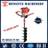 Air Cooled Engine 52cc Earth Auger Drill with High Quality
