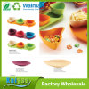 Anti-Microbial Bamboo Fiber Snacks Plate of The Triangle