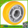 Industrial High Quality PU on Cast Iron Caster Wheel
