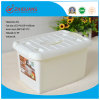 9L Colorful Multifunctional Plastic Storage Box with Handle