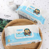 Baby Care Tissue Wet Wipes and Dry Wipes Cleaning Cloth Cotton Non-Woven Wipes