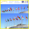 Top Quality Magnetic Flag Pole and Stainless Steel Tapered Flag Pole