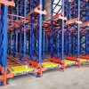 Made in China Intelligent Logistics Radio Shuttle Rack System Storage (with pallet runner)