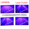 Fat Beam Laser Curtain / Stage Laser Lighting (LN580RB)