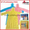 Emergency Raincoat for Camping Hiking Travel (YB-2118)