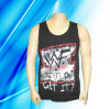 100% Polyester Man′s Sleeveless Basketball Wear