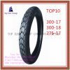 Super Quality, ISO Nylon 6pr Long Life Motorcycle Tyre 300-17, 300-18, 275-17
