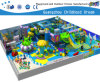 Large Blue Sea Funny Theme Park Soft Playground for Sale (H14-0910)