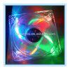 Amb 2pin 5V 12V DC Axial Fan 6015 60*60*15mm Transparent LED Case Cooling Fan
