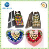 Wholesales Huge Cardboard Heart Paper Flower Box (JP-box020)