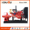 Double Suction Centrifugal Pump Mounted Trailer with Diesel Engine