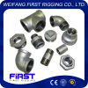Factory Supplied Galvanized Malleable Iron Hexagon Nipples, Reducing 245 Fitting