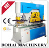 Hydraulic Iron Worker Shearing and Punching Machine