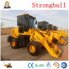 Ce Germany Rated 1500kg 1.5ton Small 4WD Front End Payloader