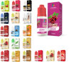 OEM E Liquid, Free Label Design, Free Sample, Strong Smoke Good Taste 10/20/50ml