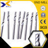 1/2/4 Flute Tungsten Carbide End Mill for Wood Drilling