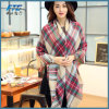 Winter Cashmere Scarf Women Oversized Blanket Scarf Wrap Warm Wool Scarf