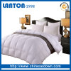 King Size White Quilted Simple Down Duvet