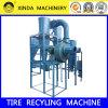 Cqf Coarse Fiber Separator Tire Recycling Plant Rubber Granules