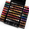 Professional 130 Colors Shiny Eyeshadow Palette Cosmetics Mineral Makeup Es0324