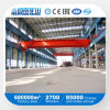 Large Tonnage Double Beam Overhead Crane