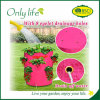 Onlylife Movable Widely Used PE Vegetable Red Grow Bag Dia35X45cm