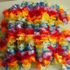Party Decoration Hawaiian Necklace Flower Lei for Promotion Gift