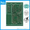 8 Layers PCB HASL Gold Finger BGA Impedance PCB