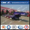 Cimc 3axle 40FT Flatbed Semi Trailer Exported