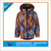Colorful Hooded Warm Winter Padded Jacket for Men