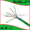 FTP CAT6 Cable (LAN Cable / Network Cable) Solid Bare Copper Fluke Test Passed