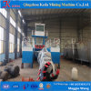 Hydraulic Cutter Suction Dredger for Sand Extracting