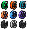 3D PETG Filament 1.75mm for for 3D Printer /3D Pen/Reprap/Makerbot