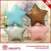 New Design Colorful Cute PU Star Shaped Waterproof Pillow