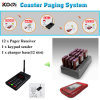 Fast Food Service Equipment Wireless Guest Paging System