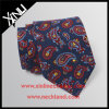 Hand Made Printed Mens Wool Ties Skinny