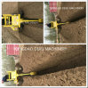 New Developed Trencher Machine for Construction Project for Save Your Labour Cost