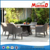 Leisure PE Wicker Dining Furniture for Hotel
