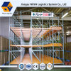 Push Back Racking Storage Warehouse Safety Rack