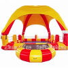 High Quality Inflatable Water Swimming Pool with Cover Tent