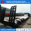 3 Axles 60t Lowbed Semi Trailer