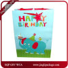 Happy Birthday Shopping Gift Bags Carrier Bags Lamination Bags