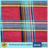 Chemical Viscose Fabric with Plaid for Women Shirts