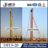 Widely Used Pile Driving Machine, Foundation Construction Equipment Dfls-20