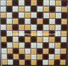 Crystal Glass Mosaic Tile (HS108)