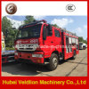 Factory Sale 4X2 Sinotruk 6000L Water and Foam Tanker Fire Truck, Fire Fighting Truck