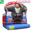Inflatable Pirate Ship Bouncer, Inflatable Kids Cartoon Bouncer (BJ-B08)