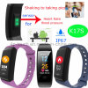 Fitness Tracker Bluetooth Smart Bracelet with Heart Rate monitor K17s